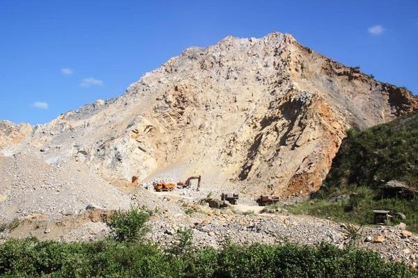 Sập mỏ đá tại Quảng Trị, 1 công nhân tử vong