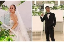 Kết hôn bí mật với Cường Seven đến mức bị bạn bè trách móc, Vũ Ngọc Anh bị nghi 'bác sĩ giục cưới'?