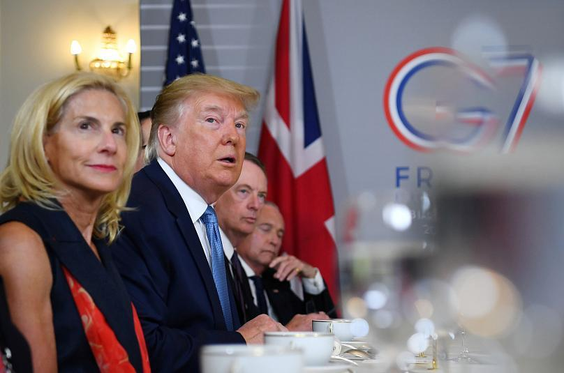 Mỹ,Nhật Bản,Anh,thỏa thuận,thương mại,Donald Trump,Shinzo Abe,Boris Johnson,Brexit
