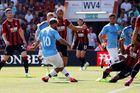 Bournemouth 0-1 Man City: Ăn miếng trả miếng (H1)