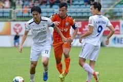 Vòng 22 V-League: HAGL sắp trụ hạng, TPHCM áp sát ngôi đầu