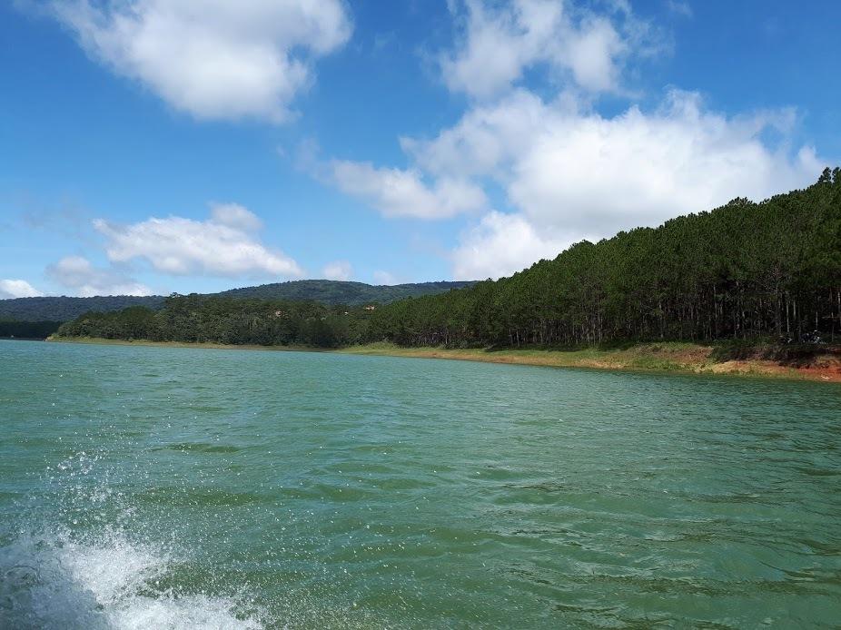 Đà Lạt,Lâm Đồng,du lịch,hồ Tuyền Lâm