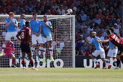 Bournemouth 1-3 Man City: Aguero lập cú đúp (H2)