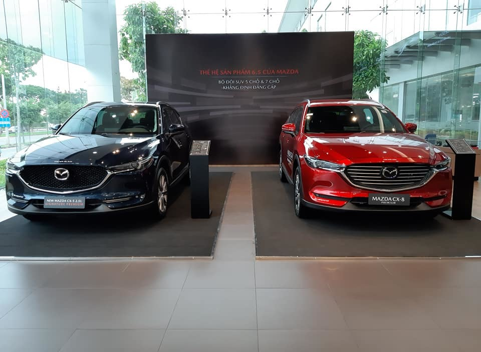 KIA Morning,Cerato,Sedona,Mazda CX-5,Mazda CX-8