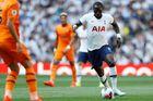 Tottenham 0-0 Newcastle: Chủ nhà lấn lướt (H1)