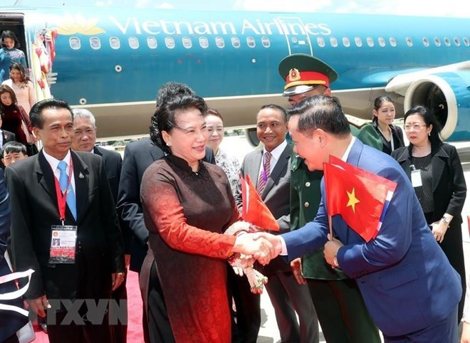 NA Chairwoman Nguyen Thi Kim Ngan,AIPA 40,40th General Assembly of the ASEAN Inter-Parliamen,Vietnam politics news,Vietnam breaking news,politic news