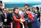 NA Chairwoman Nguyen Thi Kim Ngan in Bangkok for AIPA 40, Thailand visit