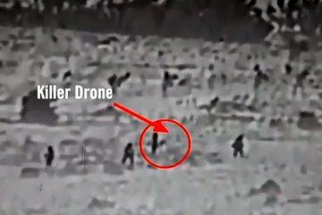 """Iran bị tố chuẩn bị phóng máy bay không người lái """"sát thủ"""" từ Syria"""