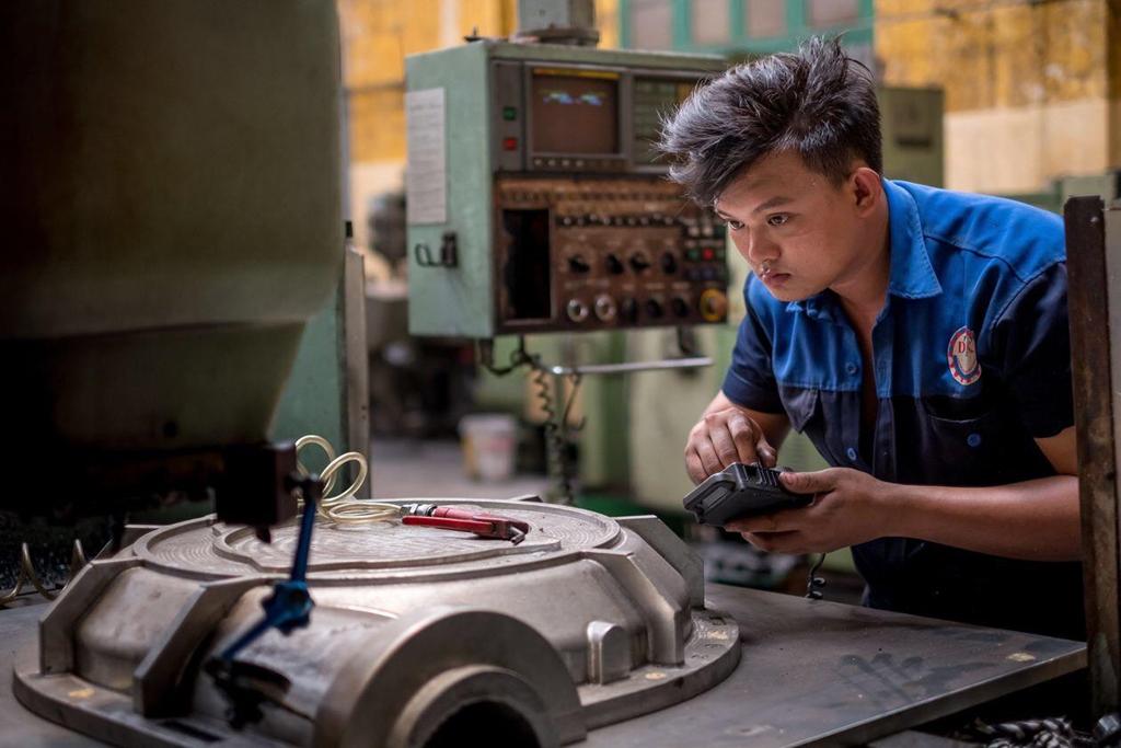công xưởng thế giới,Trung Quốc,Mỹ,chiến tranh thương mại