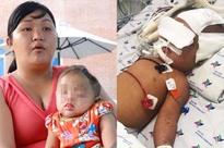Mẹ của bé gái 8 tháng tuổi nghi bị xuất huyết não ngay ngày đầu tiên gửi nhà trẻ: Cô giáo nói bé tự bị còn camera thì hỏng?