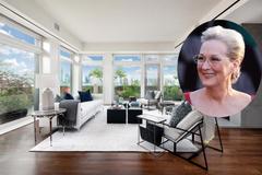 Cận cảnh Penthouse trị giá 420 tỷ của nữ diễn viên 70 tuổi