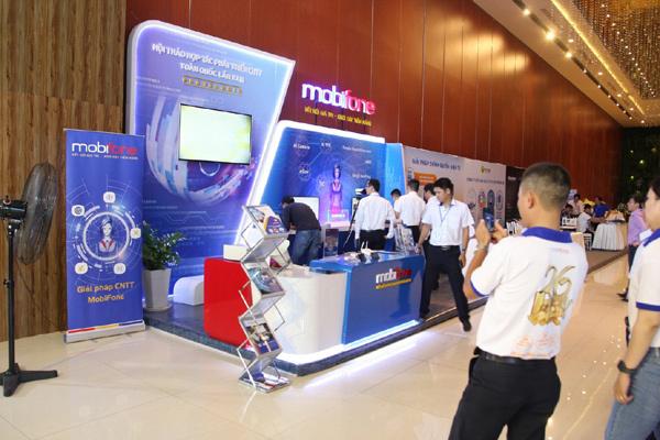MobiFone giới thiệu nhiều giải pháp công nghệ ứng dụng trí tuệ nhân tạo