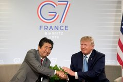Nhật-Mỹ bất đồng về tên lửa Triều Tiên