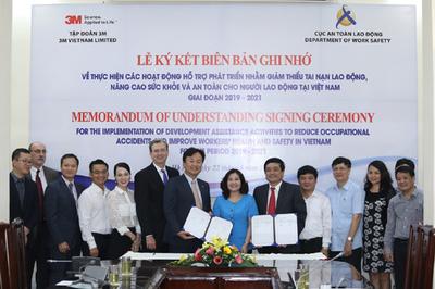 3M góp sức nâng cao an toàn cho người lao động Việt Nam