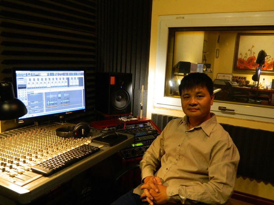 Nhạc sĩ Minh Đạo: Chưa bao giờ bằng lòng với mình trong sáng tạo âm nhạc