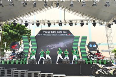 Thủ lĩnh Winner X lan tỏa tinh thần 'sống xanh'