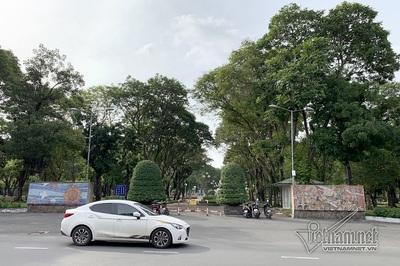 Chấm dứt hợp đồng dự án bãi đậu xe ngầm Công viên Lê Văn Tám