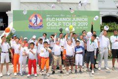 Đoàn Uy vô địch vòng 4 giải golf trẻ Hà Nội