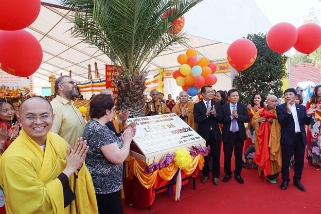 Overseas Vietnamese,Czech Republic,vietnam pagoda,social news,english news,Vietnam news,vietnamnet news