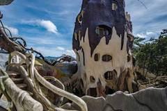 Chuyện đằng sau ngôi nhà 'quái dị' Việt Nam nổi tiếng toàn cầu