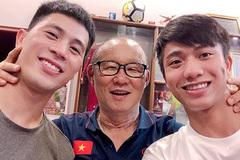 Đình Trọng, Phan Văn Đức bất ngờ tập trung cùng tuyển Việt Nam