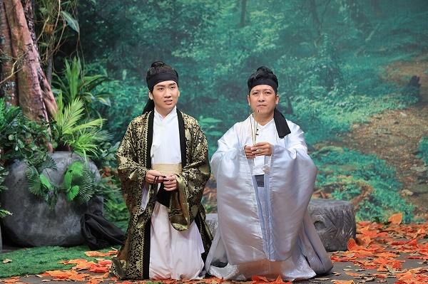 Võ Hoàng Yến khiến Trấn Thành điêu đứng ở 'Ơn giời'
