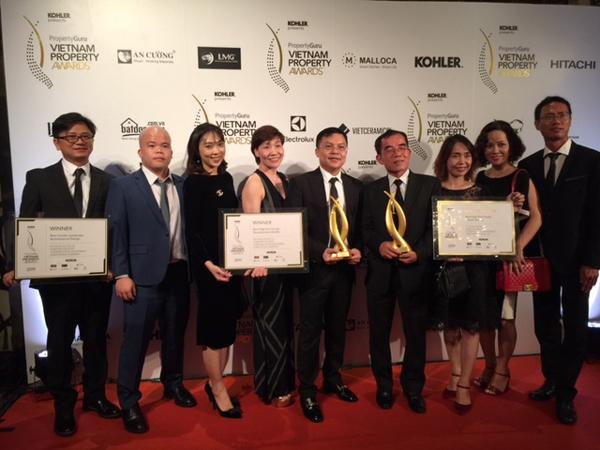 Eco Green Sài Gòn lập hat-trich ở PropertyGuru Vietnam Awards 2019