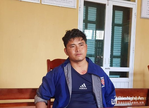 Laotian drug trafficker arrested in Nghe An