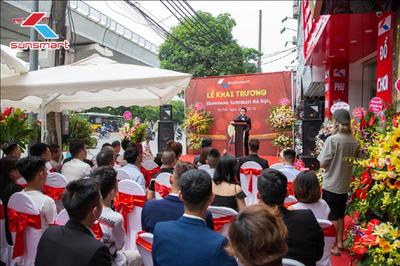 Phụ kiện công nghệ thông minh Sunsmart khai trương showroom ở Hà Nội