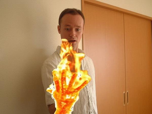 bí ẩn khoa học,bốc cháy