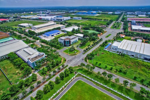 Strong FDI brings gold for Vietnam's industrial zone developers