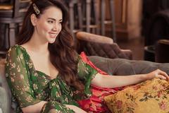 """""""Đệ nhất mỹ nhân gợi cảm"""" Trang Nhung: """"Tôi tự trọng nên không ăn bám chồng"""""""