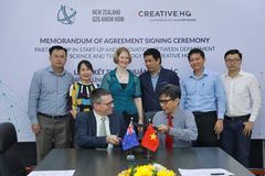 HCMC & NZ sign deal on startup and innovation cooperation
