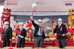 Vietnam aerospace industry taking off