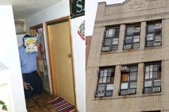 Giật mình cảnh sống trong căn hộ 58m2 'cơi nới' thành 11 phòng đầu chạm trần