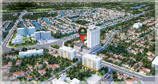 Mở bán dự án căn hộ thông minh 4.0 Lotus Long Biên