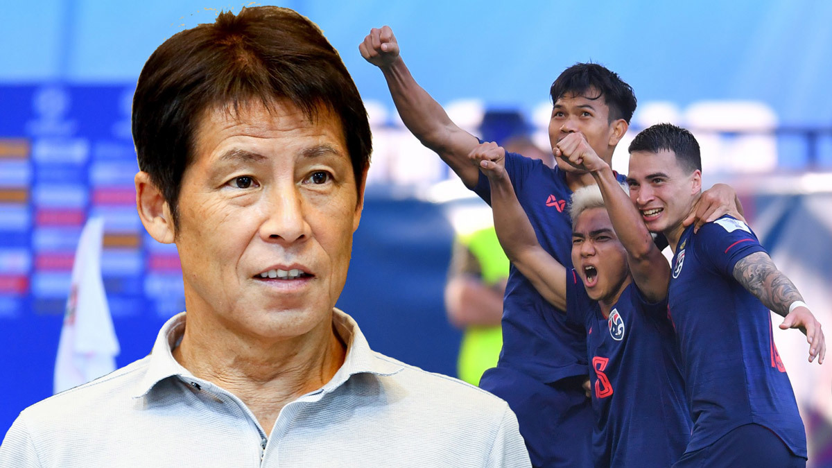 Báo Thái Lan tin đội nhà trở thành 'Nhật Bản mới'