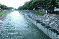 Japanese technology cannot revive To Lich River: experts