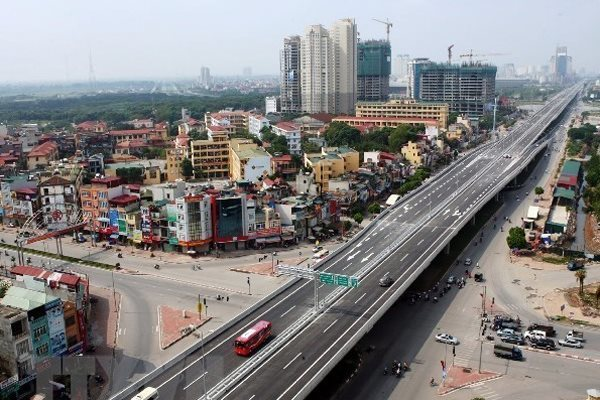 north-south expressway,Chinese contractors,BOT,transport infrastructure,vietnam economy