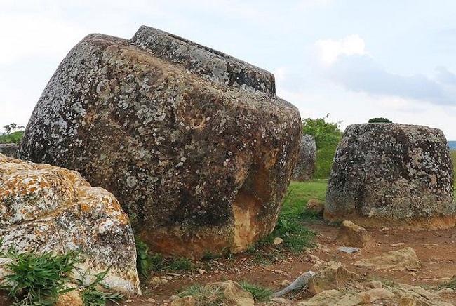 Chiêm ngưỡng cánh đồng chum bí ẩn vừa được Unesco công nhận là di sản thế giới