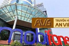 Khởi tố 5 lãnh đạo MobiFone vụ mua AVG
