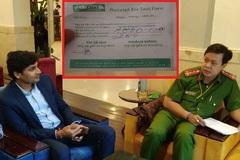 Danh tính tài xế taxi 'chặt chém' khách Ấn Độ 1,2 triệu ở Tân Sơn Nhất