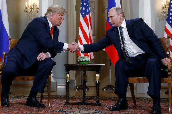 Ông Trump tuyên bố mời Putin dự thượng đỉnh G7 năm sau
