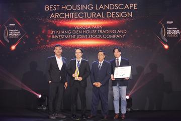 Công bố doanh nghiệp, dự án đạt giải Vietnam Property Awards 2019