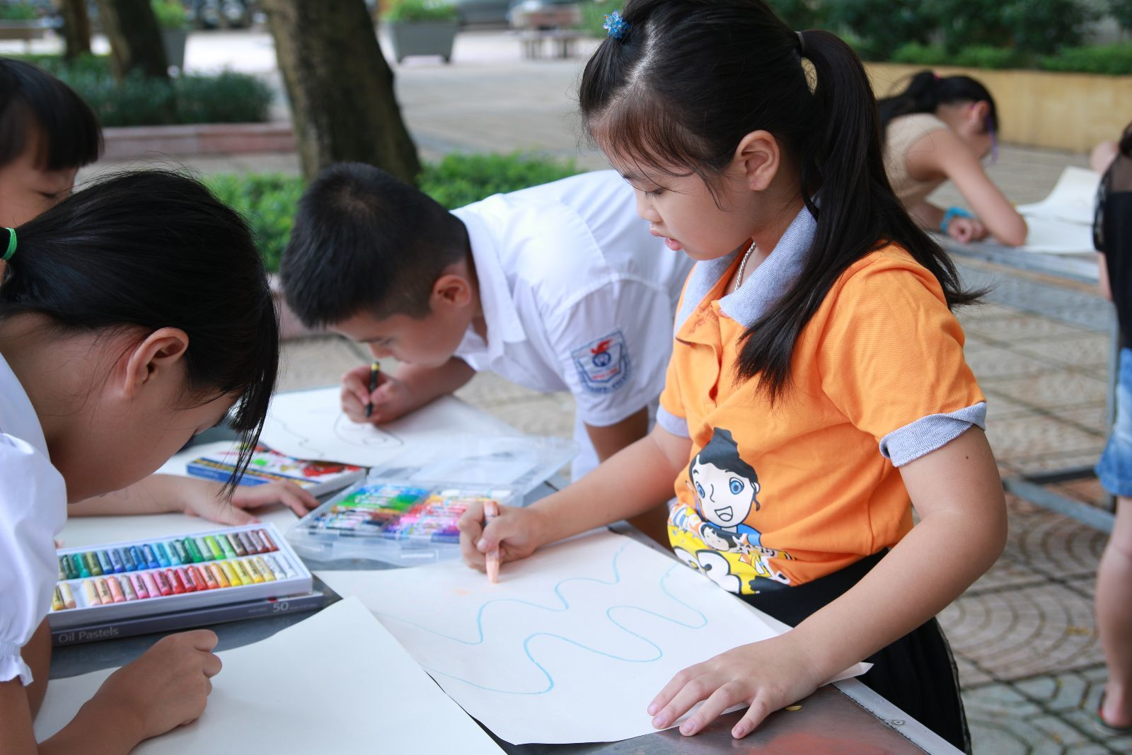 Danish Embassy launches painting contest for Vietnamese students