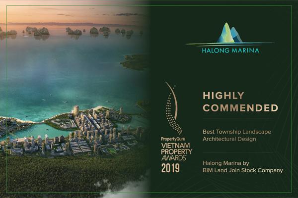 Dự án củaBIMLandgiànhgiảithưởngVietnam Property Awards2019