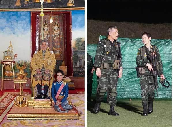 hoàng gia Thái,tân nương,Hoàng Quý phi,Thái Lan