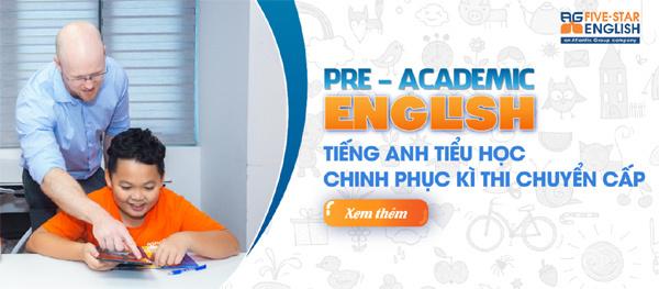 Học sinh lớp 4, lớp 5 nên học tiếng Anh như thế nào?