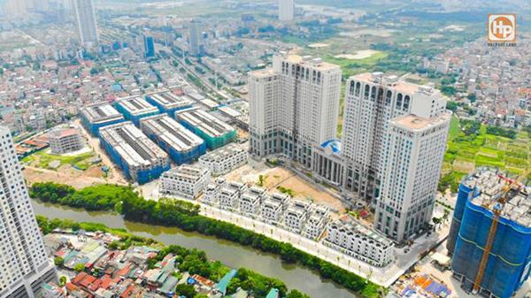 Sức hút của dự án cao cấp ven sông Roman Plaza