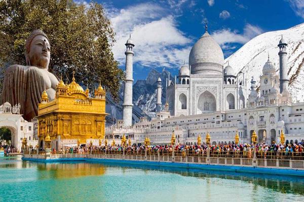 Ấn Độ,du lịch